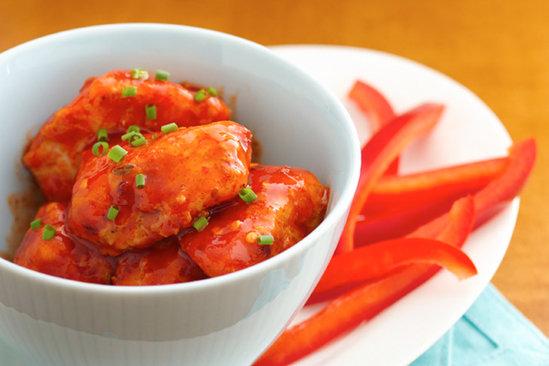Low-Calorie Asian Boneless Wings Recipe