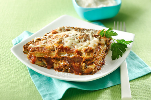 No-Harm Eggplant Parm