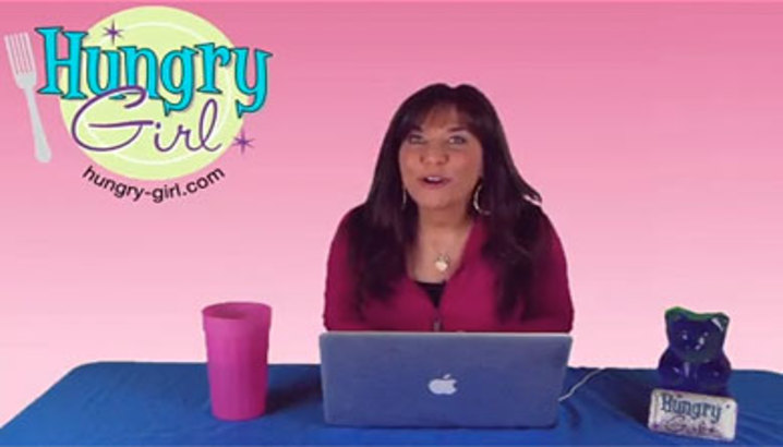 Hungry-Girl Video: Hungry Girl 1-2-3 (New HG Cookbook!!!)