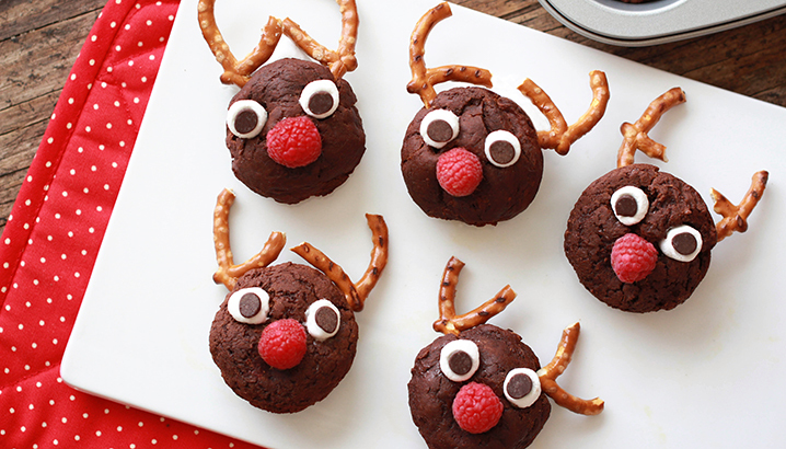 Hungry-Girl Video: How To… Make Rudolph Yum Yums!