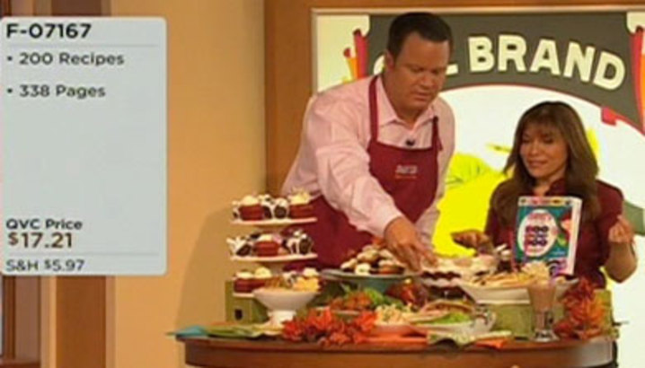Hungry-Girl Video: QVC: In the Kitchen with David (September 2009)