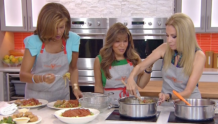 Hungry-Girl Video: The TODAY Show with Kathie Lee & Hoda