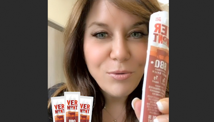 Hungry-Girl Video: Vermont Smoke & Cure Meat Sticks