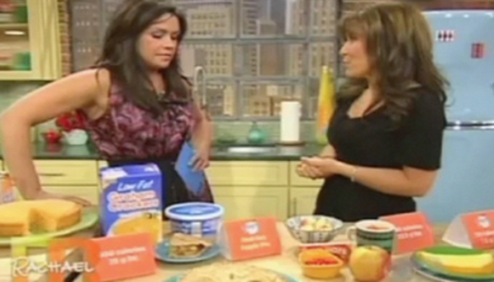 Hungry-Girl Video: HG Lisa on Rachael Ray (October 2010)