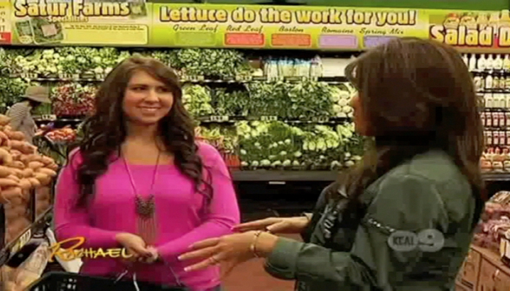 Hungry-Girl Video: Rachael Ray (October 2011)