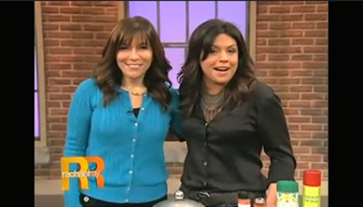 Hungry-Girl Video: Rachael Ray (January 2010)
