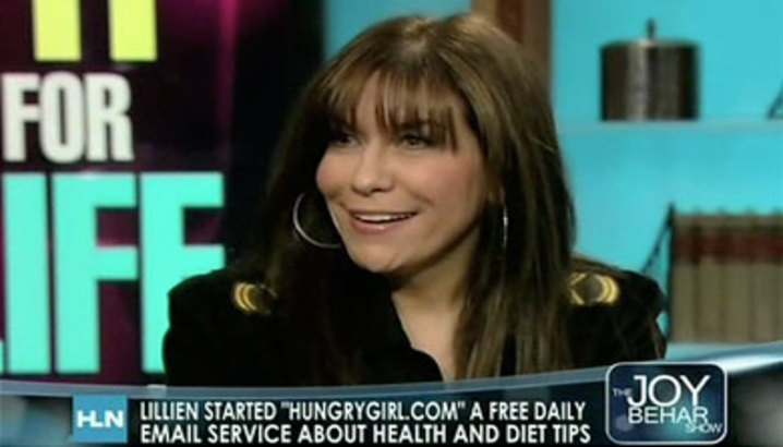 Hungry-Girl Video: The Joy Behar Show (March 2010)!