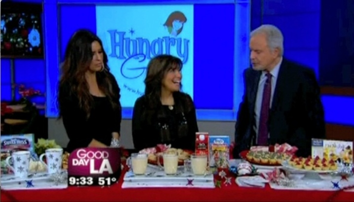 Hungry-Girl Video: Good Day LA (December 2011)