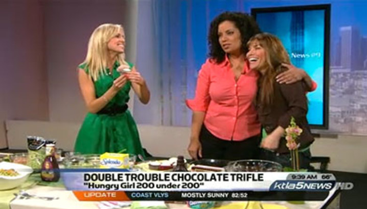 Hungry-Girl Video: KTLA Morning News (May 2009)