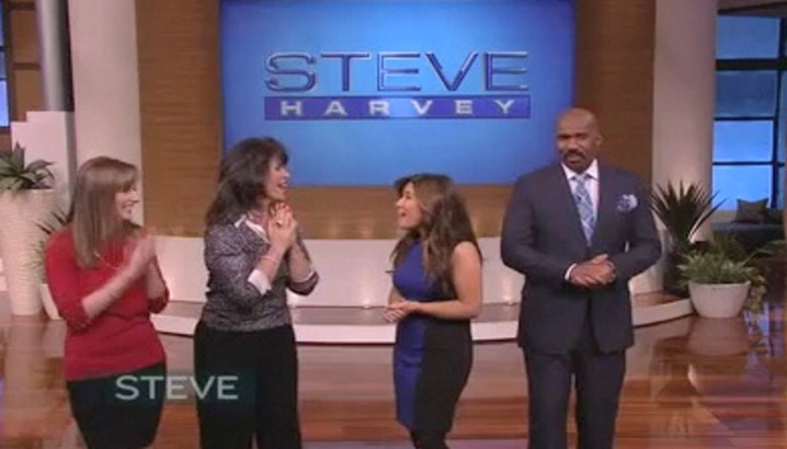 Hungry-Girl Video: Steve Harvey (October 2013)