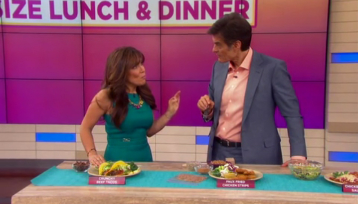 Hungry-Girl Video: The Dr. Oz. Show (March 2014)