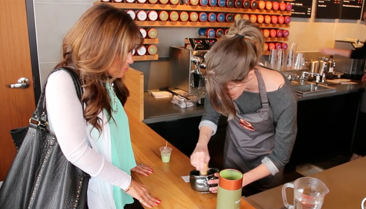 Hungry-Girl Video: Hungry Girl Goes to Teavana! (May 2014)