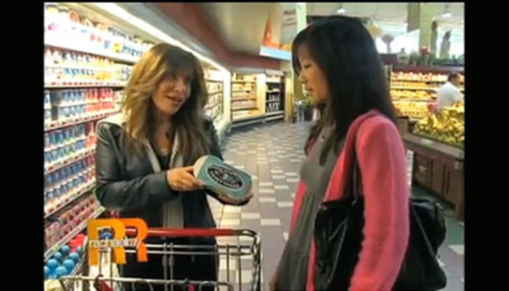 Hungry-Girl Video: Rachael Ray Supermarket Ambush (October 2009)