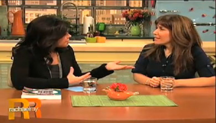 Hungry-Girl Video: Rachael Ray HG Debut (September 2009)