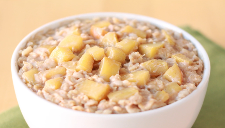 Hungry-Girl Video: How To... Make Growing Oatmeal