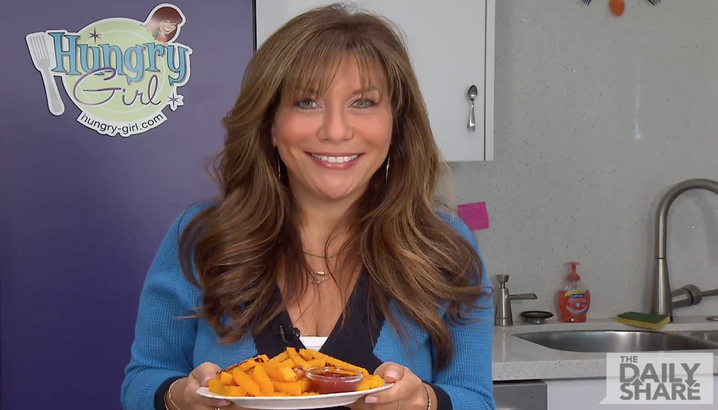 Hungry-Girl Video: HLN: Butternut Squash Fries (October 2014)
