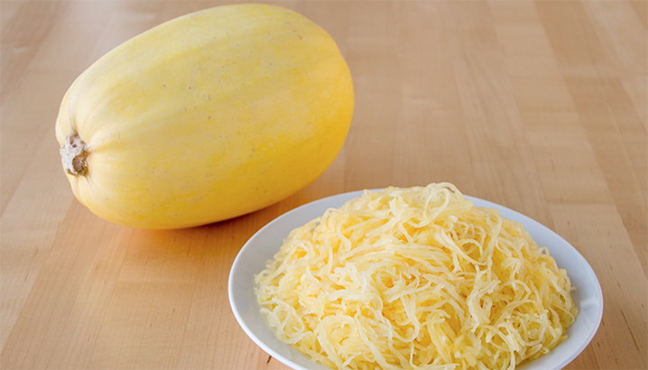 Hungry-Girl Video: Hungry Girl Hack Attack: Slow Cooker Spaghetti Squash