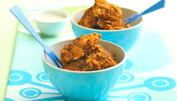 Hungry-Girl Video: H-O-T Hot Boneless Buffalo Wings!