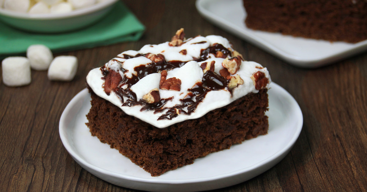 Easy Things to Make with Cake Mix: Brownies, Cake in a Mug ...