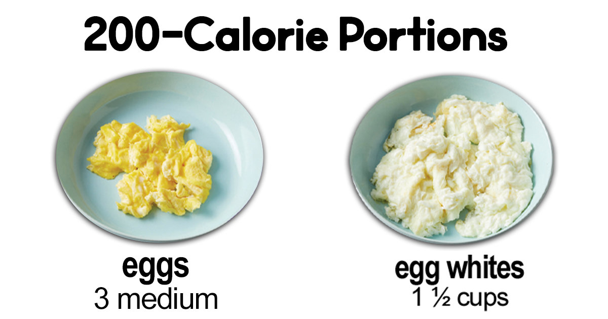 Healthy Everyday Food Swaps To Save Calories And Increase Portion Size Hungry Girl