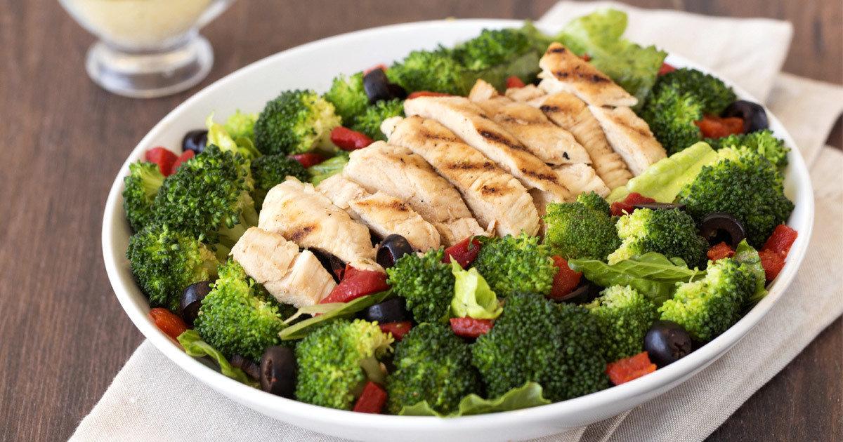 Fab Broccoli Salad