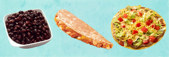 Healthiest Foods at Taco Bell: Sides & Extras