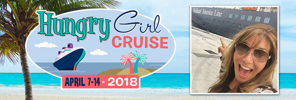 Hungry Girl Lisa's Favorite Things About the Hungry Girl Cruise