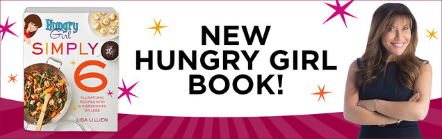 NEW HUNGRY GIRL BOOK - SIMPLY 6