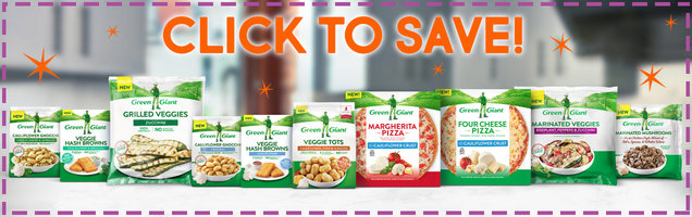 Save $1 on ANY Green Giant Veggie Swap-In!