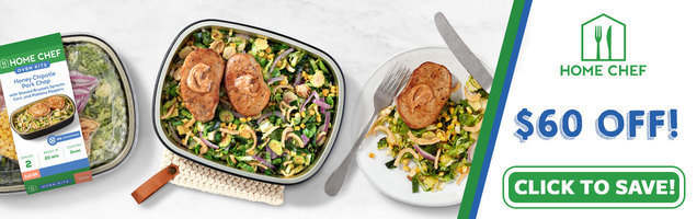For a Limited Time… Get $60 Off the World's Easiest Meal Kits!