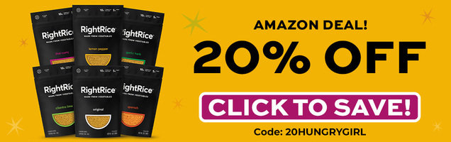 Amazon Deal: Save 20% on RightRice!