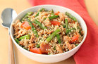 Hungry Girl's Healthy Tuna Quinoa Bowl Recipe