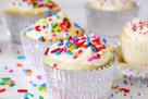 Hungry Girl's Healthy Happy Birthday Cupcakes Recipe