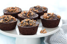 Hungry Girl's Healthy Mini Flourless PB Chocolate Cakes Recipe