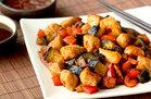 Hungry Girl's Healthy Chicken & Eggplant Teriyaki Stir-Fry Recipe