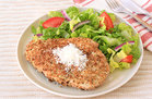 Hungry Girl's Healthy Parm-Crusted Chicken Recipe
