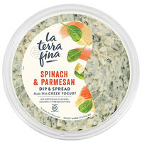 La Terra Fina Dip & Spread Made With Greek Yogurt