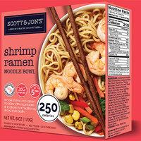 Scott & Jon's Shrimp Ramen Noodle Bowls