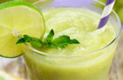 Hungry Girl's Healthy Green Grape Frojitos Recipe