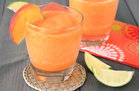 Hungry Girl's Healthy Just Peachy Margaritas Recipe