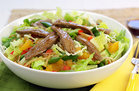 Hungry Girl's Healthy Big Beef-iyaki Salad Recipe