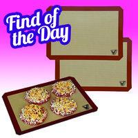 Amazon Find of the Day: Velesco Silicone Baking Mats
