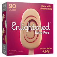 Enlightened Dairy-Free Bars