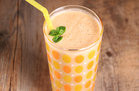 Hungry Girl's Healthy Tropical Snack Smoothie Recipe