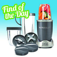 Amazon Find of the Day: NutriBullet 12-Piece High-Speed Blender/Mixer System