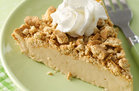 Hungry Girl's Healthy Freezy Downside-Up PB Dream Pie Recipe