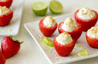 Hungry Girl's Healthy Kickin' Key Lime Strawberries Recipe