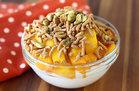 Hungry Girl's Healthy Peach Mango Bowl Recipe