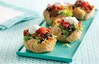 Hungry Girl's Healthy Tiny Taco Salads Recipe