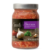 Specially Selected Mild Garlic Salsa